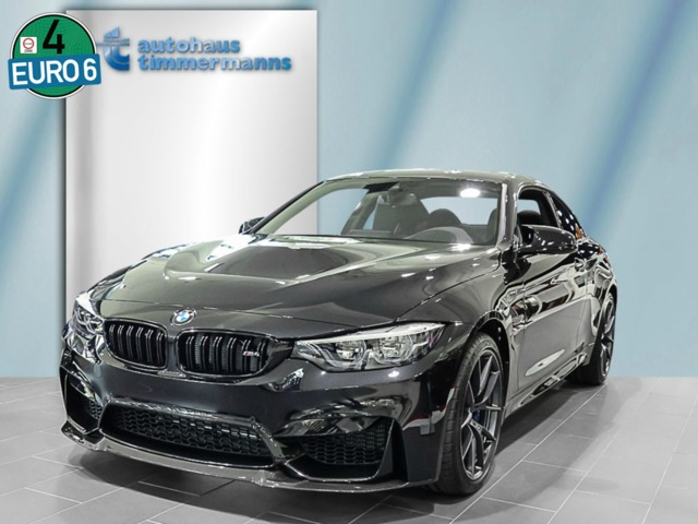 BMW M4 CS M DKG Navi Prof. M Drivers Package Head-Up PDC