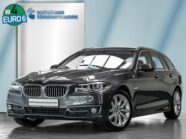 BMW 530d xDrive Touring Luxury Line LED Surround Vie