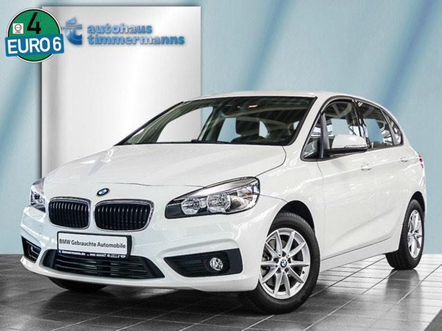 BMW 216 Active Tourer Advantage Klimaaut. PDC Shzg.
