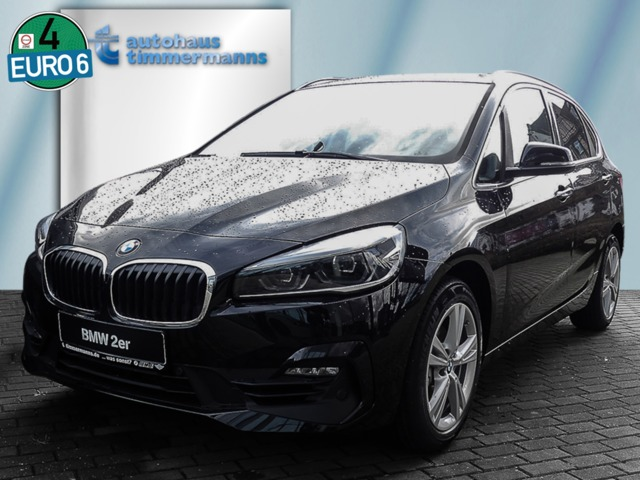 BMW 218 Active Tourer Advantage Klimaaut. PDC HIFI