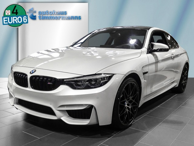 BMW M4 Coupe Competition Paket Navi Prof. Klimaaut.