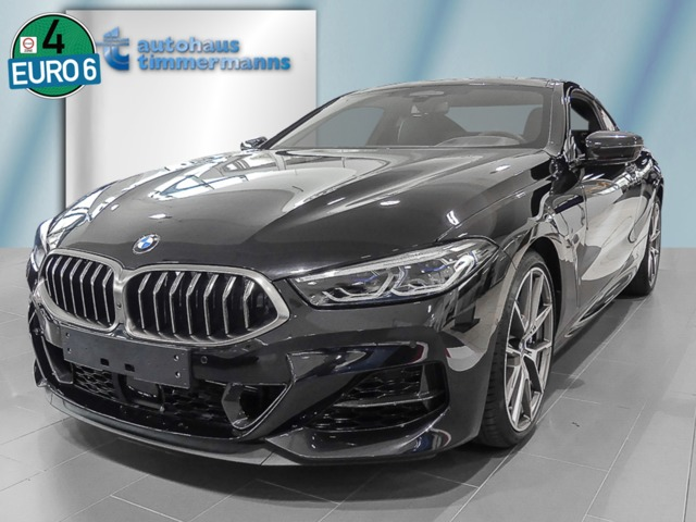 BMW M850i xDrive Coupe Innovationsp. Komfortzugang
