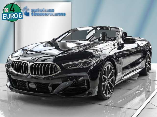 BMW M850i xDrive Cabrio Innovationsp. Komfortzugang