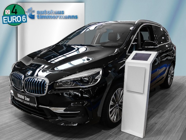 BMW 225 Active Tourer xe iPerformance Steptron. Luxury Line Navi Automatik Leder HiFi Bluetooth MP3 Schn.