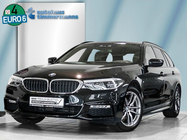 BMW 520d xDrive Touring M Sportpaket ,Service inkl.