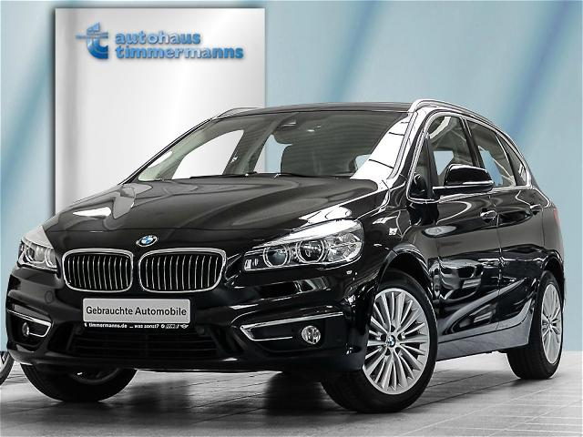 BMW 220 Active Tourer Luxury Line Aut. Navi LED