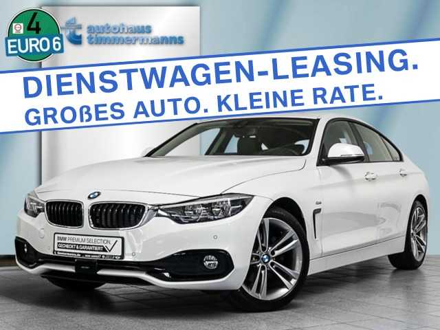 BMW 420 Gran Coupe D Aut Sport Line Innovationsp. LED
