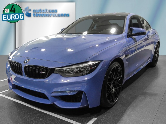 BMW M4 Coupe Navi DSG Leder LED Scheinwerfer Bluetooth