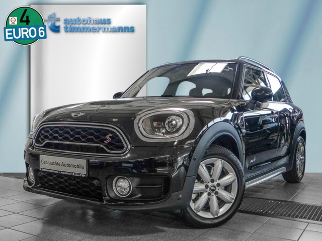 MINI Cooper SD Countryman ALL4 Navi LED Panorama