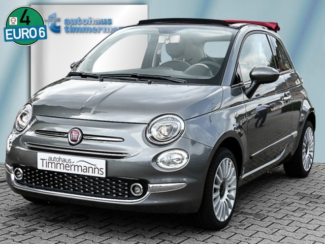 FIAT 500 1.2 8V Lounge C Bluetooth Klima
