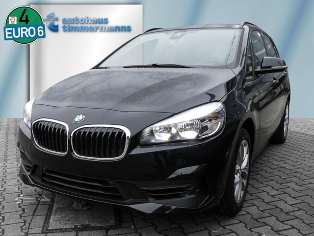 BMW 218 Active Tourer Advantage Navi DSG Glasdach Bluetooth PDC