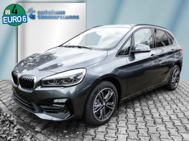 BMW 220 Active Tourer Steptronic DCT Sport Line PDC