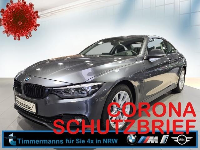 BMW 440i COUPE SPOERTLINE NAVI LEDER LED HEAD-UP
