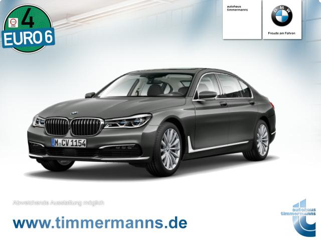 BMW 740Li LASER FOND-ENTERTAINMENT